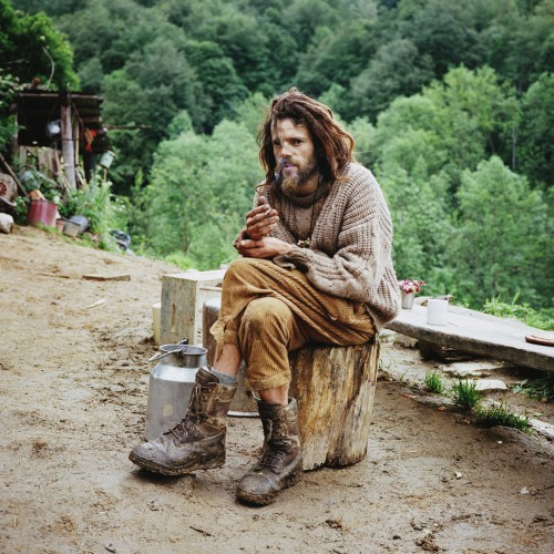 Stunning Photos Of Europeans Who Have Abandoned Civilization To Live Off The Land