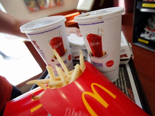 McDonald's faces sexual harassment lawsuits