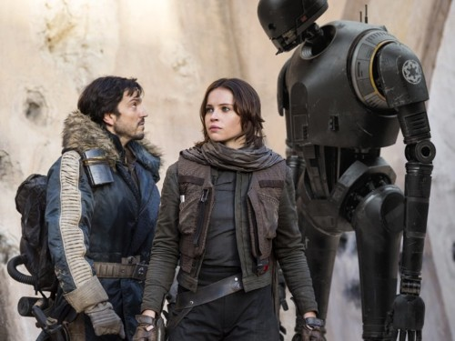 Review: 'Rogue One' is the most original modern 'Star Wars' movie — and one of the most thrilling