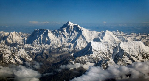 The tallest place on Earth is nowhere near Mt. Everest