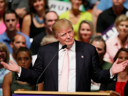 Donald Trump is surging some more in a fresh batch of polls