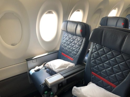 Amex Offer: $40 back at Delta when you spend at least $200