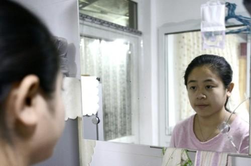 Dark lives of China's 'black children'