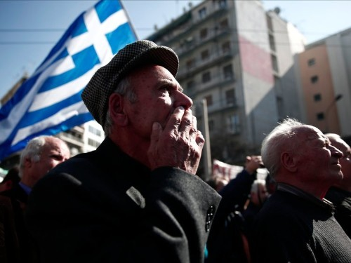 Here's what contributed to the downfall of Greece