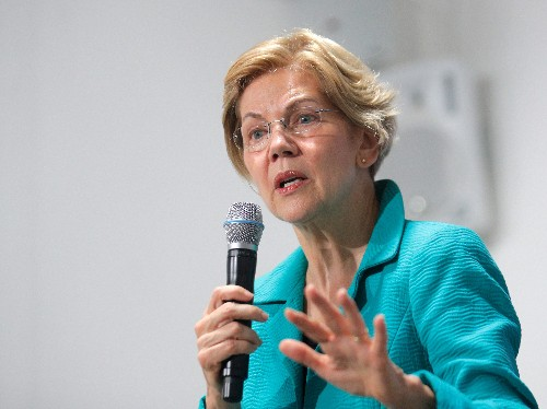 Facebook's public push back on Elizabeth Warren's criticism backfires - Business Insider
