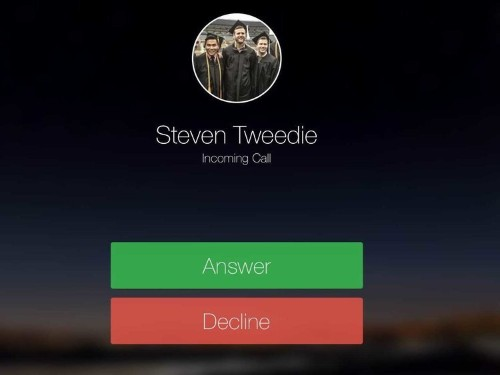 Facebook's New App Lets You Make Calls From Your iPad