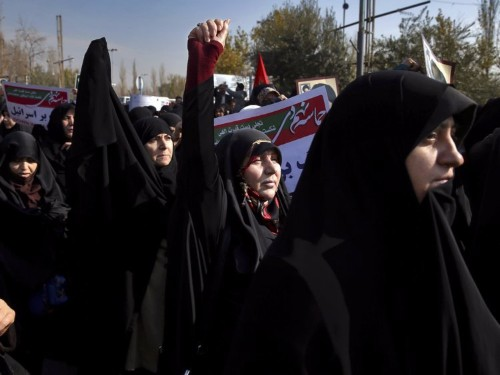 Iran's elites are much more vulnerable than they think