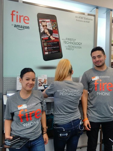 We Went To A Bunch Of AT&T Stores To See How Amazon's New Fire Phone Was Selling And Here's What We Found...