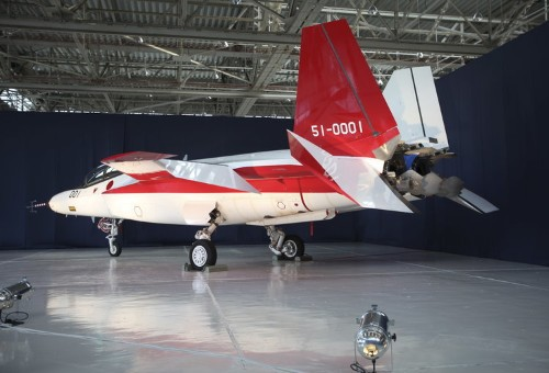 Japan just joined an elite club with its latest fighter jet
