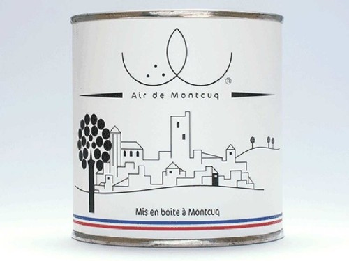 French Student Makes A Big Profit Selling Tins Of Air From His Village