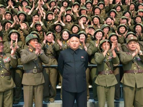 Navy fleet commanders: The next conflict hotspot is going to be in Korea