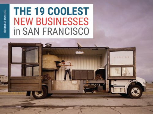 The 19 coolest new businesses in San Francisco