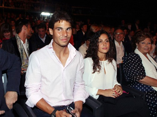 Rafael Nadal, 33, marries Mery Perello, 31, in Spain - Business Insider