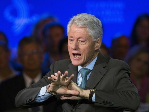 BILL CLINTON: Obama Needs To Call The GOP's Bluff On Government Shutdown
