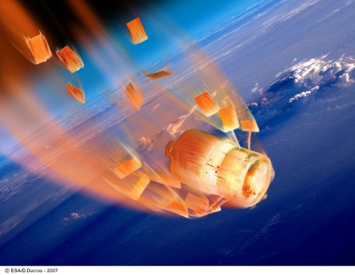 Russia says a growing problem in space could be enough to spark a war