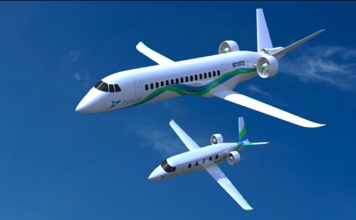 Here's what has to happen in order for there to be electric planes