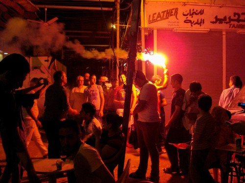 It Is Going To Be A Long Night In Cairo's Tahrir Square