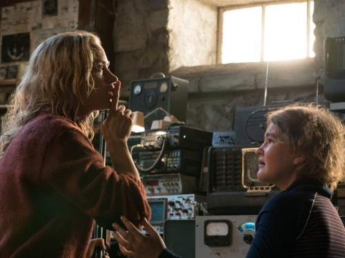 There's a scientific reason why the use of silence in 'A Quiet Place' creeps you out so much