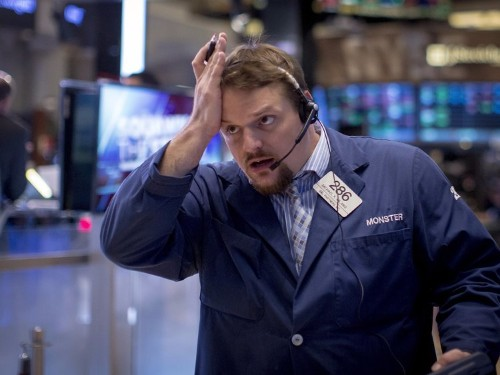 Stock market correction could be the new financial crisis