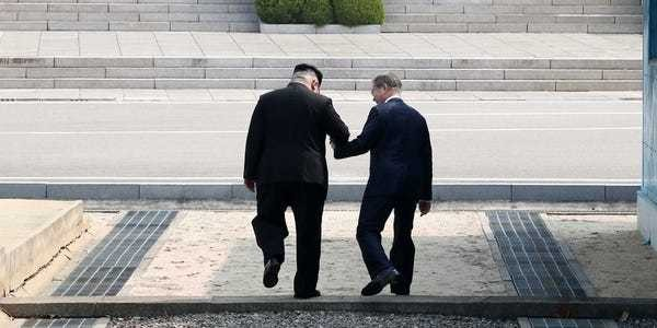 Kim Jong Un just showed how similar he is to Donald Trump - Business Insider