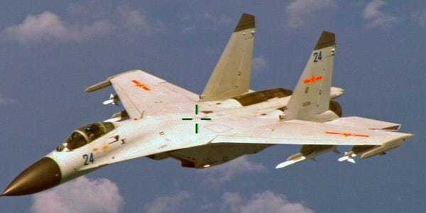 Five dangerous close encounters between the US and Chinese militaries - Business Insider