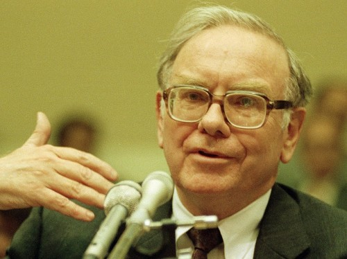 Buffett Graham and Doddsville lecture - Business Insider
