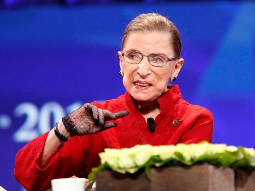 Ruth Bader Ginsburg had pancreatic cancer, which spreads quickly