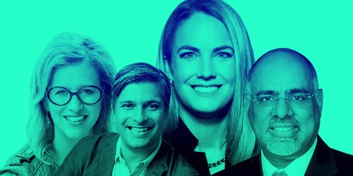 The 25 most innovative CMOs in the world in 2019