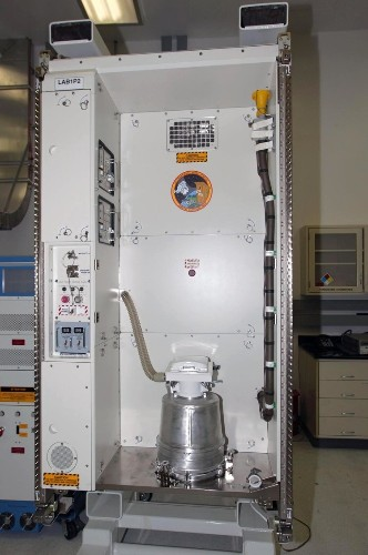 From peeing in a 'roll-on cuff' to pooping into a bag: A brief history of how astronauts have gone to the bathroom in space for 57 years