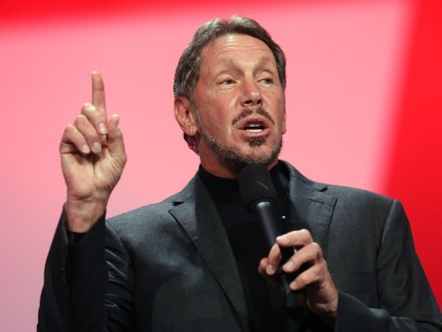 "Pentagon says Oracle is 'not in the same class"" as Microsoft and Amazon in again rejecting its bid for $10 billion cloud deal"