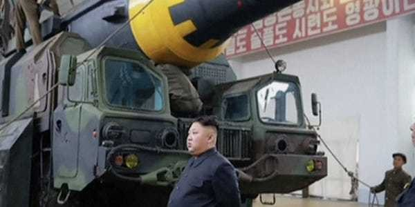 North Korea could nuke US as soon as July 23: British Defense Ministry - Business Insider
