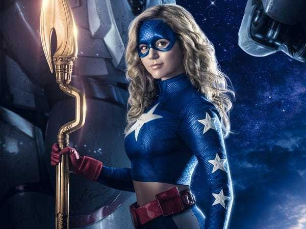 DC Universe's 'Stargirl' to air on The CW, debut during 'Crisis' event - Business Insider