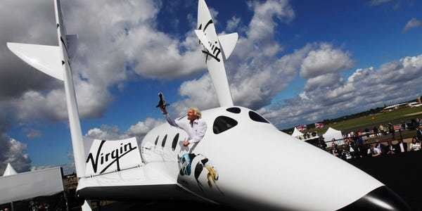 Virgin Galactic stock price spikes as Morgan Stanley sees 203% jump - Business Insider