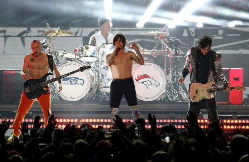 Red Hot Chili Peppers Respond To Reports They Faked Their Super Bowl Performance