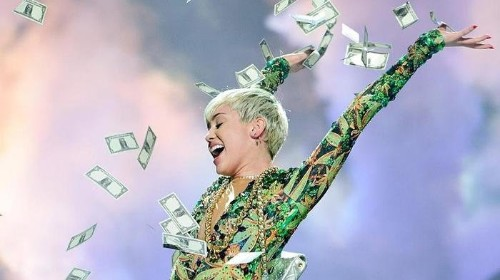 Miley Cyrus Caught Up In Russia Sanctions Row