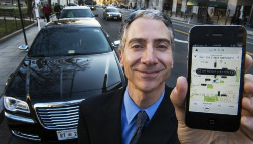 Here Are The Microeconomics Of Uber's Attempt To Revolutionize Taxi Markets