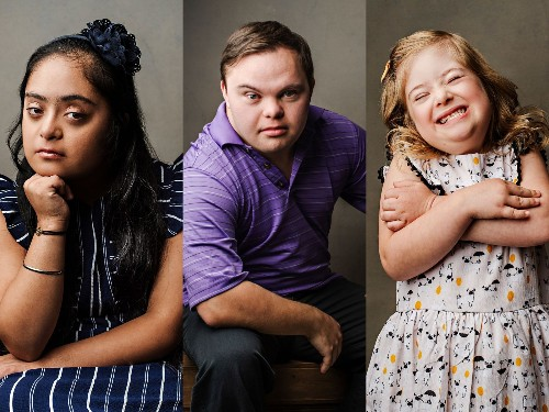 This photo series is challenging the stereotypes of people with Down syndrome - Business Insider