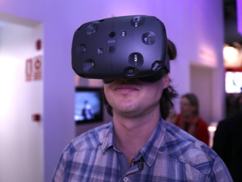 HTC was forced to deny it is going to spin out its virtual reality business