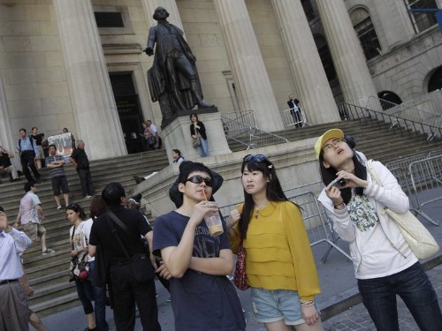 Chinese Tourists Are Flooding Into The US Thanks To A New Visa Rule