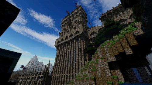One man spent 5 years creating an incredible 'Minecraft' universe