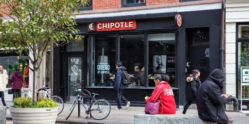 Chipotle climbs after announcing plans to serve carne asada, its first new protein option in 3 years (CMG)