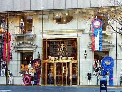 How Juicy Couture Went From Celebrity Darling To Discount Label