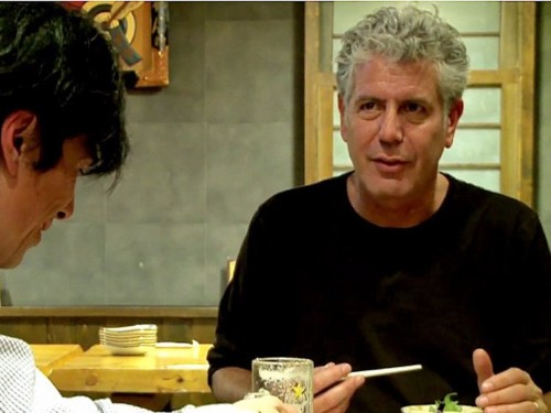 Anthony Bourdain explains why, even after touring 80 countries, his favorite destination will always be Japan