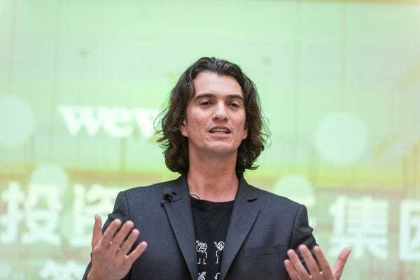 Adam Neumann's life as startup investor revealed his best, worst traits - Business Insider