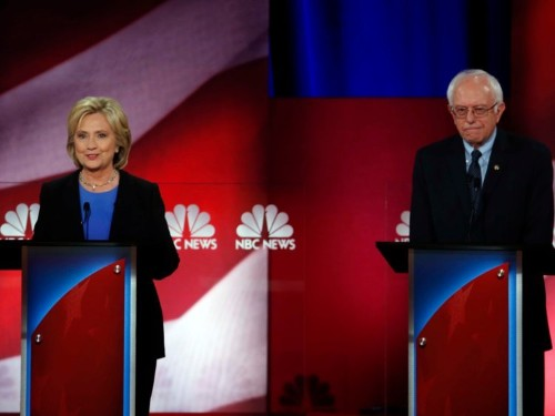 Hillary Clinton's biggest firewall against Bernie Sanders has shown no signs of abating