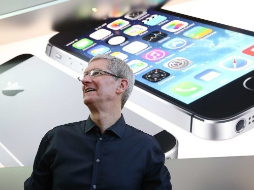 Tim Cook Ripped Apart Google's Business Model In 2 Paragraphs
