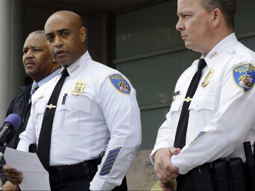 One of the indicted Baltimore police officers has history of mental health issues