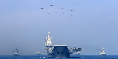 China's recruiting a lot more carrier pilots, a sign of its ambitions