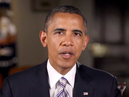 President Obama Gave A Touching Father's Day Message And Spoke About The Dad He Hardly Knew