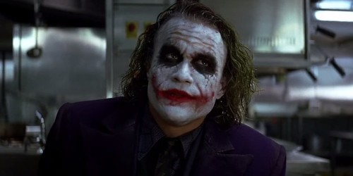 Here's a peek at the incredibly detailed diary Heath Ledger kept to play the Joker in 'The Dark Knight'